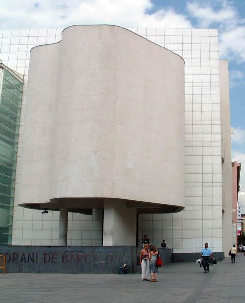 Barcelona's Fantastic Modern Architecture