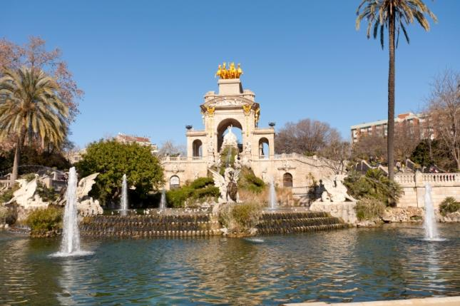 The stunning Parc de la Ciutadella is a real must-see during your short stay in Barcelona.