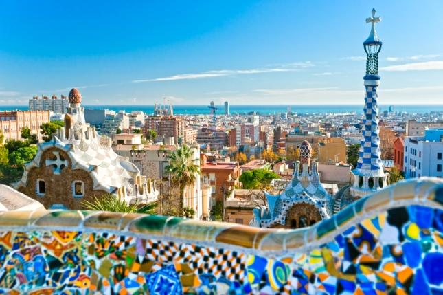 Park Güell – Gaudi's perfect harmony of nature and architecture